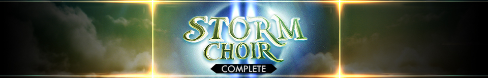 STORM CHOIR 2: Complete
