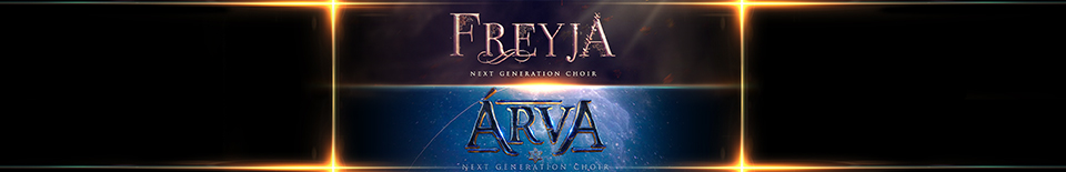 FREYJA AND ARVA