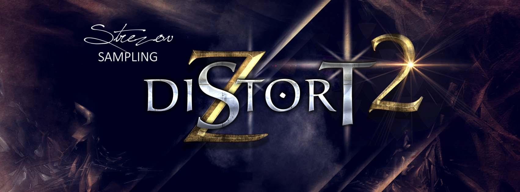 DISTORT 2 (includes DISTORT 1)