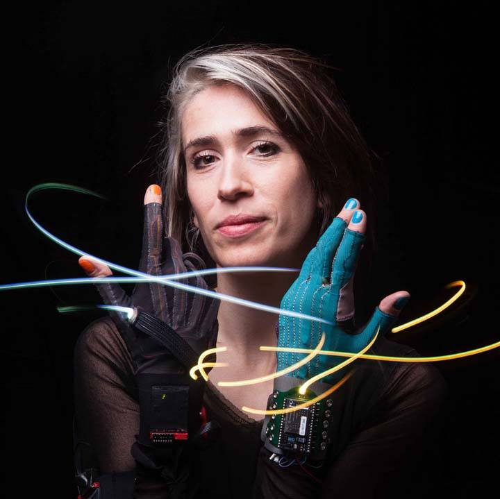 "Imogen Heap for ""Macabre Strings"""