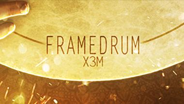 FRAME DRUM X3M