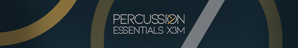 Percussion Essentials X3M