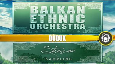 BALKAN Ethnic Orchestra Duduk Freebie