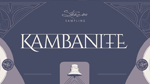 KAMBANITE Church Bells