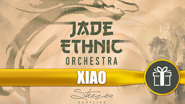 JADE Ethnic Orchestra Xiao Freebie