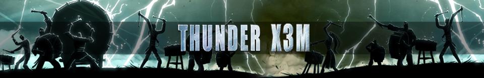 THUNDER X3M